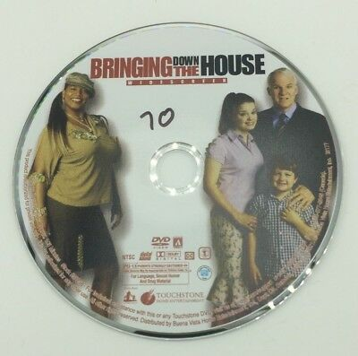 Bringing Down The House DVD DISC ONLY Widescreen First Class Shipping