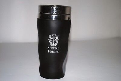 U.S. Military Army Special Forces group Travel tumbler coffee Thermos Mug Cup