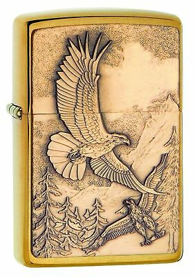 Zippo Eagle Windproof Lighter Multi-coloured