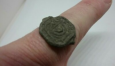 Stunning Roman Bronze? Ring Part L326