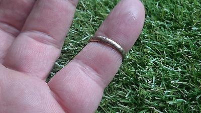 Roman Bronze Child's Ring Beautiful some decoration Uk Find Yorkshire