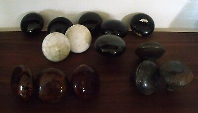 Mixed Lot of 14 Vintage Door Knobs Antique Hardware