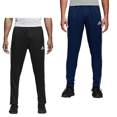 Adidas Mens Core 18 Training Tracksuit Bottom Pants Exercise Running Sports M L