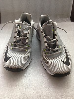 Nike Zoom Speed Tr Men'S Training Shoes 804401-007 (Grey/black/white