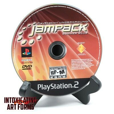 PLAYSTATION UNDERGROUND JAMPACK Vol  14 - PS2 Sony