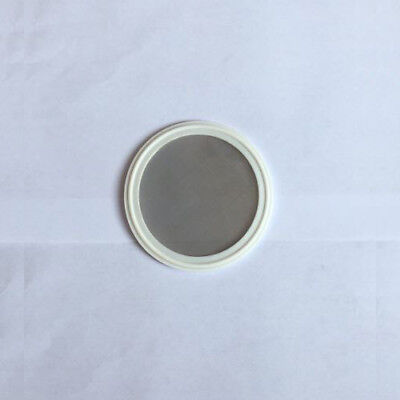 "3"" 150 Mesh PTFE Sanitary Tri-Clamp Screen Gasket"