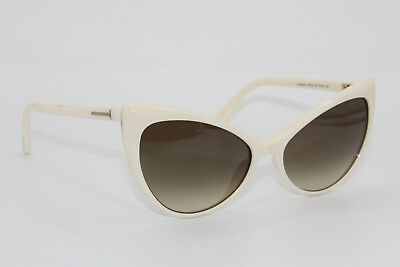 New Tom Ford Tf 303 25F White Gradient Sunglasses Authentic Tf303 55-15 W/case