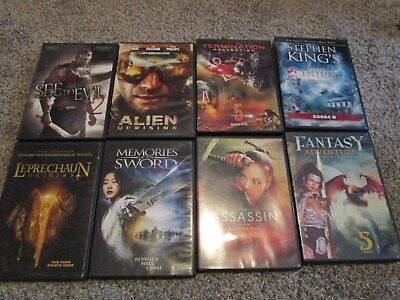 Lot of 31 DVD movies