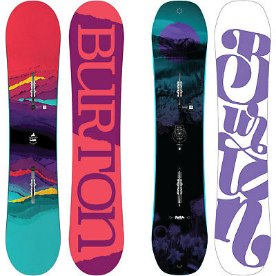 Burton Feelgood Smalls Flying V girl children snowboard Rocker 2018 NEW