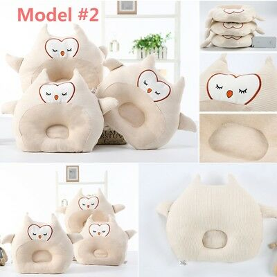 Cute Newborn Baby Infant Pillow Prevent Flat Head Support Neck Soft Pillow SJ79