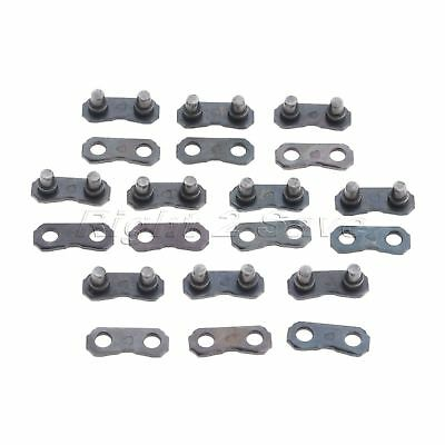 Chainsaw Chain Joiner Links Parts 1.5x0.5cm For JOINING 325 058 CHAINS 10 Sets