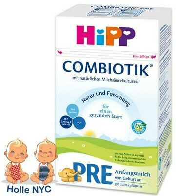 HiPP Stage Pre Bio Combiotic Infant Formula 600g Free Shipping