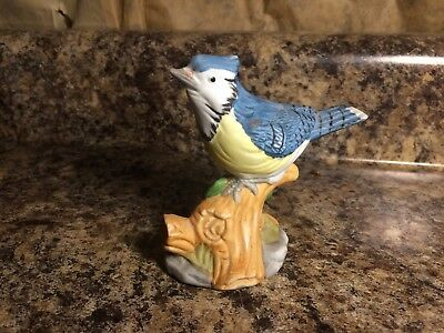 "The Whitehall Society ""American Blue Jay"" Figurine"