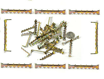 49 MM Saw Tooth Hanger Self Fix No Nail Hook Picture Frame Canvas Hanging New
