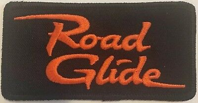 Harley Davidson Road Glide Patch Made In The Usa!