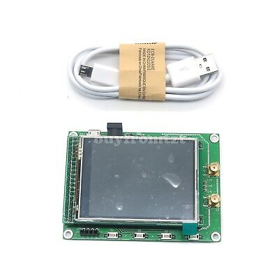 35M to 4.4G RF Sweep Signal Source Generator Board + STM32 TFT Touch LCD ADF4351