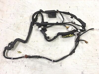 09-2015 Infiniti G37 S Convertible Oem Lh Body Wire Harness Assembly 24027 Jj50A