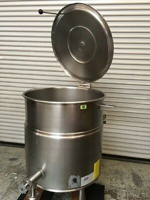 40 Gallon Kettle Electric Stationary Cleveland KEL-40 #7118 Commercial Equipment