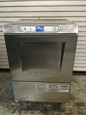 Under Counter Dishwasher Hobart LXEH #6882 Commercial Dishwashing Machine NSF