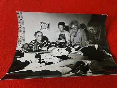 Vintage Original Early Israeli Judaism Silver Gelatin Print Photo