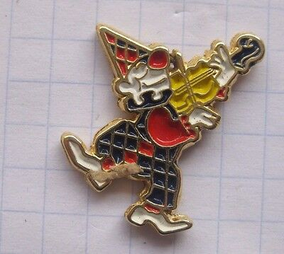CLOWN  / NARR / SPAßMACHER   ...................... Comic-Pin (141g)