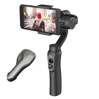 Zhiyun Smooth-Q 3-Axis Handheld Gimbal Stabilizer for iPhone Samsung Gopro Sony