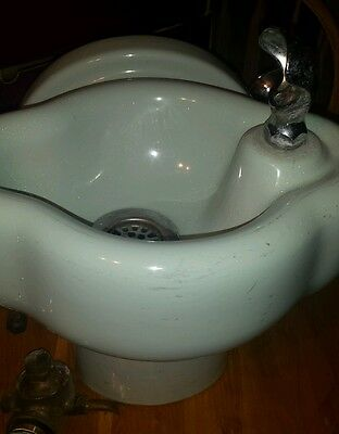 Vintage  antique drinking fountain  halsey taylor 1950