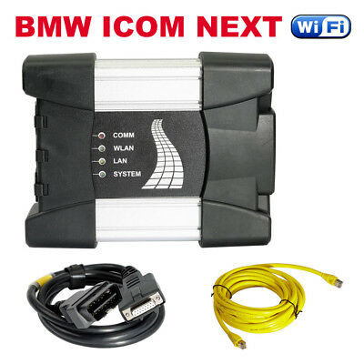 2017 BMW ICOM NEXT Professional Diagnostic Tool with WIFI Auto Programmer