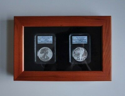 2013 $1 West Point Eagle Set NGC PF70/SP70 Early Releases 1oz .999 Silver Coins