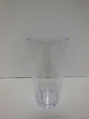 16 Oz. Stackable Tumbler (Set of 2) Finish: Clear