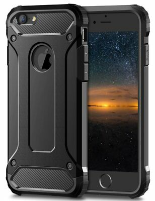 Hybrid Armor Shockproof Rugged Bumper Case For Apple iPhone 6 7 8 Plus XR XS Max
