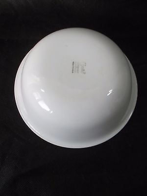 Corelle Livingware by Corning Winter Frost White Cereal Soup Bowl 6.25 Inch USA