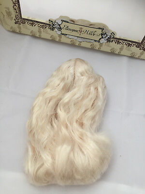 "Essential Prudence Three ""Wigged Out"" blonde WIG - Tonner Ellowyne & Evangeline"