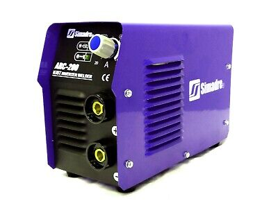 Welder Stick Mma Arc 200A Simadre High Quality Igbt Inverter Welding Machine
