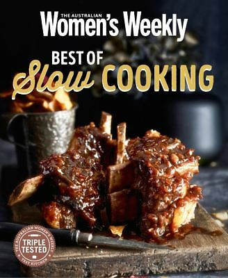 The Australian Women's Weekly Best Of SLOW COOKING RECIPES Cookbook Cooking🇦🇺