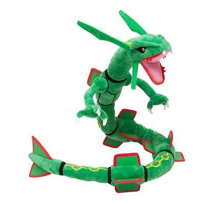 "32"" Toy Stuffed Animal Plush doll Gift Pokemon Center Rayquaza Figure -80cm"