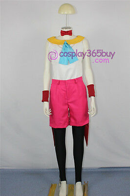 Yu Yu Hakusho Koto Cosplay Costume include big fur tail and ears