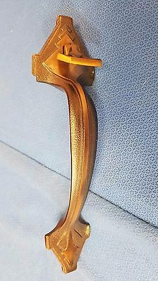 New Old Stock  Corbin Russwin Mortise Style Entry Handle Brass  #40184