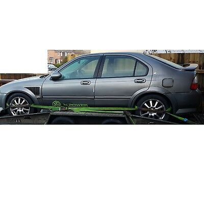 Mg Zs 2004 2.5 V6 Spares Or Repairs Wheel Nut Only