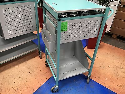 Bristol Maid Medical Record Workstation/Single Notes Trolley/Case Note Trolley