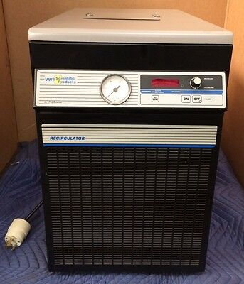 VWR Scientific Products by PolyScience Recirculating Chiller Model 1179P ~ 230V