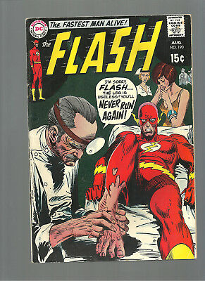 The Flash #152  Mid Grade Range