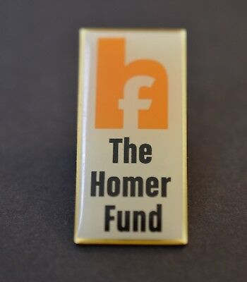 Home Depot Homer Fund Apron Pin NIP