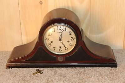 Antique New Haven Westminster Chime Clock