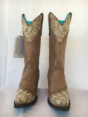 83c8990b882 LANE KIMMIE EMBROIDERED Cowgirl Boot - Snip Toe - LB0244C - $365.06 ...