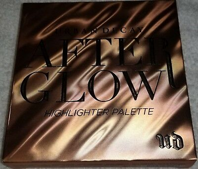 Urban Decay AfterGlow O.N.S. Highlighter Palette *BNIB * FREE SHIPPING*