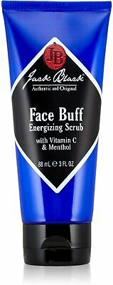 Face Buff Energizing Scrub, Jack Black, 3 oz