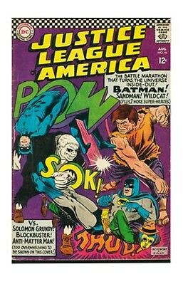 Justice League of America #46 (Aug 1966, DC)