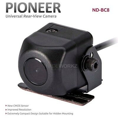 PIONEER ND-BC8 Universal High Resolution CMOS Sensor Rear View Reverse Camera