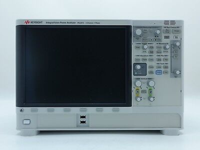 Keysight Used PA2201A Integra Vision Power Analyzer, 2 Ch., 1-phase (Agilent)